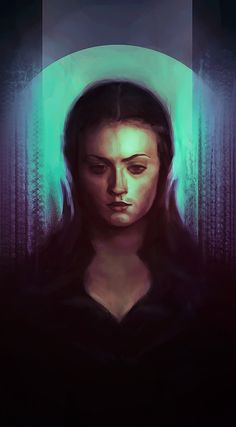 Dark Sansa by Joltless.deviantart.com on @DeviantArt