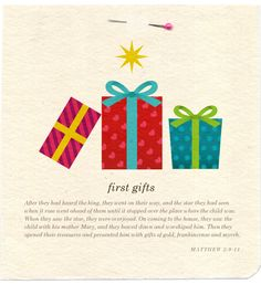 Holiday gifts – Gifting illustration.