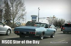 MSCC April 14 Star of the Day-this classic made a big statement -read why: http://www.mystarcollectorcar.com/3-the-stars/40-model-stars/2663-mscc-southside-star-of-the-day.html