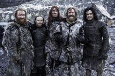 Mastodon band members played wildlings on Sunday's 'Game of Thrones'