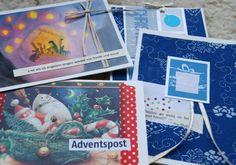 JADEMOND: Weihnachtskarten Ale, Recycling, Crafts, Xmas Cards, Weihnachten, Kids, Beer, Manualidades, Ale Beer