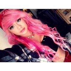 mclovinnbabe - Instagram Photos ❤ liked on Polyvore featuring hair