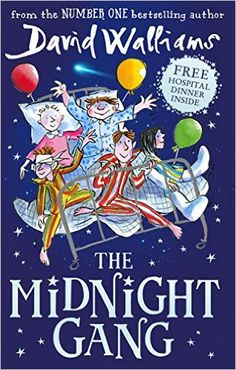 The Midnight Gang:David Walliams: