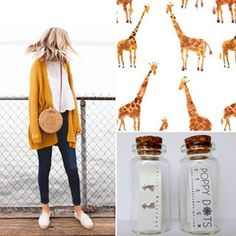 A giraffe is so much a lady that one refrains from thinking of her legs, but remembers her as floating over the plains in long garb, draperies of morning mist her mirage. Dots Design, Giraffe, Poppies, Studs, Girly, Jewellery, Legs, Shopping, Instagram