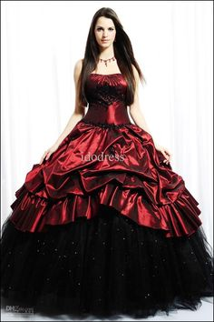 Masquerade Ball Gown Costumes