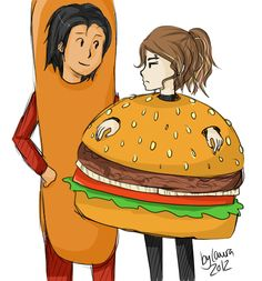 beck and jade drawing - Google Search