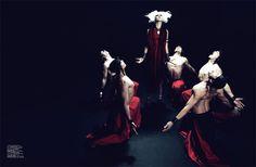 Tabea Koebach by Seiji Fujimori for The Ground #2