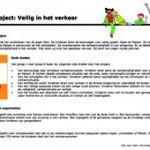 Bekijk de flyer over het Jeelo-project Veilig in het verkeer