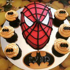 Spiderman e Batman