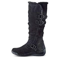 Henri Pierre® Women's 'Kacey' Waterproof Suede Boot - Sears | Sears Canada