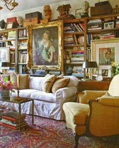 15 Amazing English Country Room Decoration Ideas 2