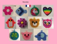 Creative Bubble, Crochet Necklace, Bubbles, Dishes, Etsy, Crochet Baby, Tutorials, Jewelry, Crochet Collar