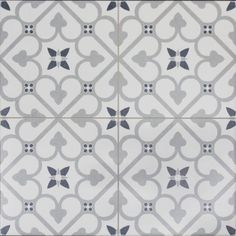Brighton Grey Pattern Porcelain Floor Tiles from Tile Mountain only per tile or per sqm. Order a free cut sample, dispatched today - receive your tiles tomorrow Hall Tiles, Tiled Hallway, Entry Tile, Hall Flooring, Grey Flooring, Kitchen Flooring, Floors, Kitchen Backsplash, Kitchen Sink