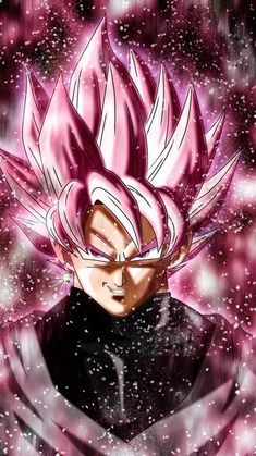 Goku Black Super Saiyajin Rose (Super Saiyan Rose