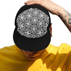 DOPE HAT – NOCTURNAL ABSTRACT 222 Dope Hats, Mens Running, Hats For Sale, Snap Backs, Snapback Hats, Abstract, Casual, Artwork, Cotton