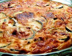 Zucchini Casserole | Zucchini Casserole