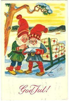 God Jul - Eero Einar - Selges av Oppstad fra Skarnes på QXL.no Ronald Mcdonald, God, Christmas, Painting, Fictional Characters, Costumes, Dios, Xmas, Painting Art