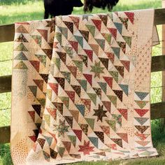 TOP TEN OF 2017: Miss Rosie's Farmhouse Favorites by Carrie Nelson is Martingale's #5 best-selling book of the year! Carrie's quilts are chock-full of familiar blocks that quilters love, and scrappy patchwork is aplenty. See more from the book at our website, ShopMartingale. @justcarrieintexas #missrosiesfarmhousefavorites #missrosie #quiltbook #patchwork #scrapquilt #scrappyquilt #quilt #quilting #madewithmartingale
