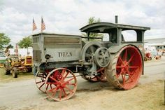 Titan  tractor 45 hp