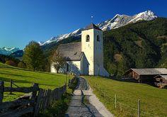 Matrei in Osttirol-Ganz, Kirche St. Nikolaus