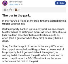 What can one person do in a battle against the city? Some real petty junk, apparently. #petty #propertyline #revenge #story #lol