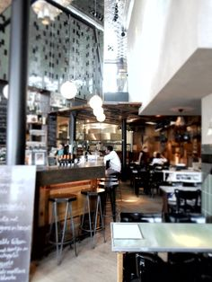 – EN – Strolling around Antwerp Zuid our eyes stumbled upon the Shilling corner. Color Tile, Leather Sofa, Cosy, Flooring, Interior Design, Table, Furniture, Home Decor, Nest Design