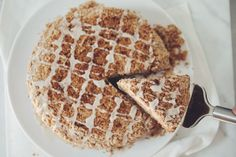 but first coffee cake... try this moist cake with a cinnamon infused crumb  topping!