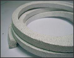 ขายปะเก็นเชือกใยหินเคลือบเทปล่อน ptfe impregnated asbestos gland packing  สามารถนำมาใช้งานกับ reciprocating pump, rotary pump และ valve   ทนทานต่อสารเคมี กรด ด่าง ตัวทำละลาย น้ำ น้ำมัน  ข้อมูลจำเพาะ  ทนอุณหภูมิได้ 260 องศาเซลเซียส  ทนความดันได้ประมาณ 20 bar  pH Range: 2 - 12  Shaft Speed: 10 m/s  สนใจสอบถามข้อมูลเพิ่มเติม ได้ที่  อีเมลล์ kimtech@hotmail.com  โทร 028107979  โทรสาร 028107889  มือถือ 094-5622695, 092-9466942, 0819210255 http://www.kimtechgasket.com