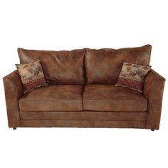 Sofa Sale Joybird Eliot Mid Century Modern Yellow Leather Sleeper Sofa liked on Polyvore