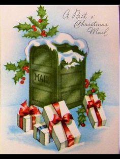 Christmas Mail: