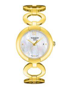 Ρολόι TISSOT PINKY T0842103311700 Stylish Watches ada3e56ca4c