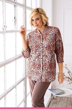 Eläinkuvioinen pusero m. Matcha, Buttons, Shorts, Jeans, Collection, Tops, Women, Fashion, Scale Model