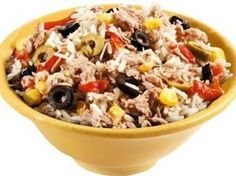 salade de riz niçoise - The Best Easy Healthy Recipes Good Healthy Recipes, Healthy Snacks, Nicoise, Rice Salad, Celery Salad, Salad Recipes, Snack Recipes, Recipes Dinner, Diet Recipes