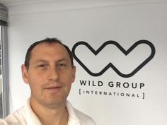"""Justyn Ball joins #GoWildthisMovember... #transforming your look for #Movember ... clean shaven to begin the challenge!! www.wildgroupinternational.com """"We are a world class #vinyl finishing company with a very exciting future ahead of us"""" comments Justyn… Our very own 'Action man', Justyn leads the team from the front!"""