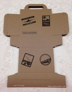 Suitcase Favor Boxes Suitcase Boxes Suitcase Favors Destination Wedding Travel…