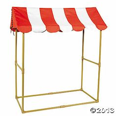 Best 12 Fun for a food stand or game booth at your next carnival theme party! A great decoration for a school carnival or circus party, this big top tabletop tent … Carnival Booths, Carnival Decorations, Circus Carnival Party, School Carnival, Carnival Birthday Parties, Circus Birthday, Carnival Games, Carnival Wedding, Carnival Tent