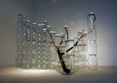 Naoko Ito: Urnban nature: Ubiquitous. For More News: http://www.bocadolobo.com/en/news-and-events/
