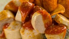 Beginning September 1, the Sommerfest at Epcot Gets Some Fun New Tastes, Including Currywurst