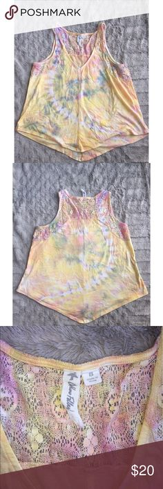 🔴Others Follow Tie Dye Tank Others Follow Tie Dye Tank. So Boho, so cute. The colors are super fun for summer!  TO BE DONATED BY 11/5 Others Follow Tops Tank Tops