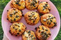 RECEPTEK Muffin, Breakfast, Food, Morning Coffee, Essen, Muffins, Meals, Cupcakes, Yemek