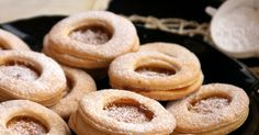 Blog kulinarny. Ciasta, torty i proste obiady. Zapraszam Polish Recipes, Christmas Cooking, Doughnut, Food And Drink, Cookies, Sweet, Blog, Crack Crackers, Candy
