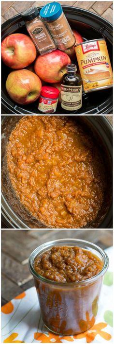 next batch of applesauce will be pumpkin/apple sauce!.