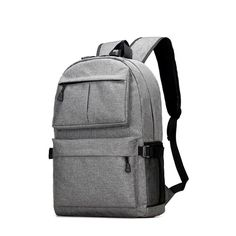 650004280a2d Sale 15% (32.2 ) - Men Waterproof Laptop Backpack Travel Bag With USB