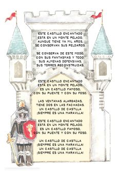 Fichas proyecto castillo Real Castles, Medieval Crafts, Medieval Knight, Teaching Spanish, Social Science, Middle Ages, Activities, Education, History
