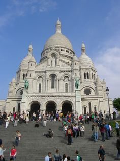 Church Sacre Coeur, Paris | France