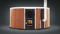 Wood-fired hot tub from Skargards - Swedish hot tubs for sale Walk In Bathtub, Bathtub Drain, Soaking Bathtubs, Bathtubs For Sale, Corner Tub, Hot Tub Garden, Lakeside Living, Whirlpool Bathtub, Steam Showers Bathroom