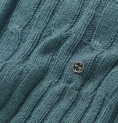 Gucci - Cable-Knit Cashgora Sweater|MR PORTER
