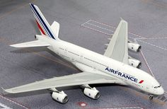 1/200 GeminiJets Air France Airbus A380-800 Diecast Model