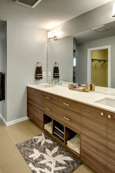 Bathroom Sinks Seattle bathroom/sink/vanity-isola homes community enso in seattle's