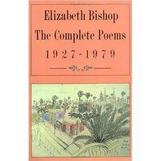 elizabeth bishop : the complete poems : book